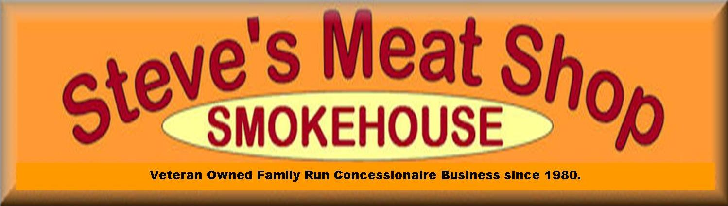 Steve's Meat Shop Concessions